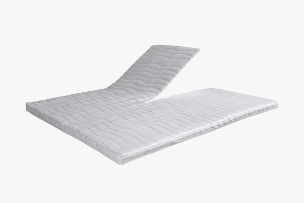 Beddenkoopjes - Body-care HR foam topper SPLIT