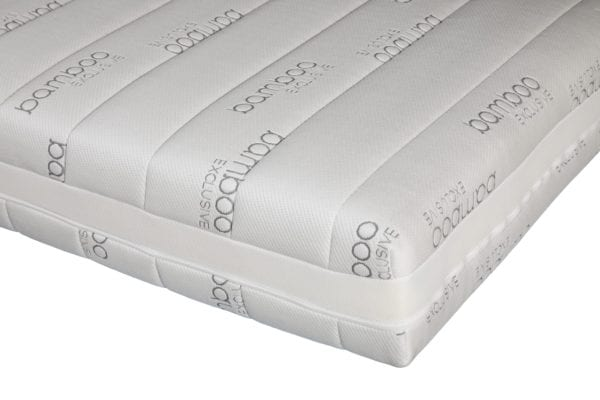 Beddenkoopjes - Cool-micropocket matras - detail