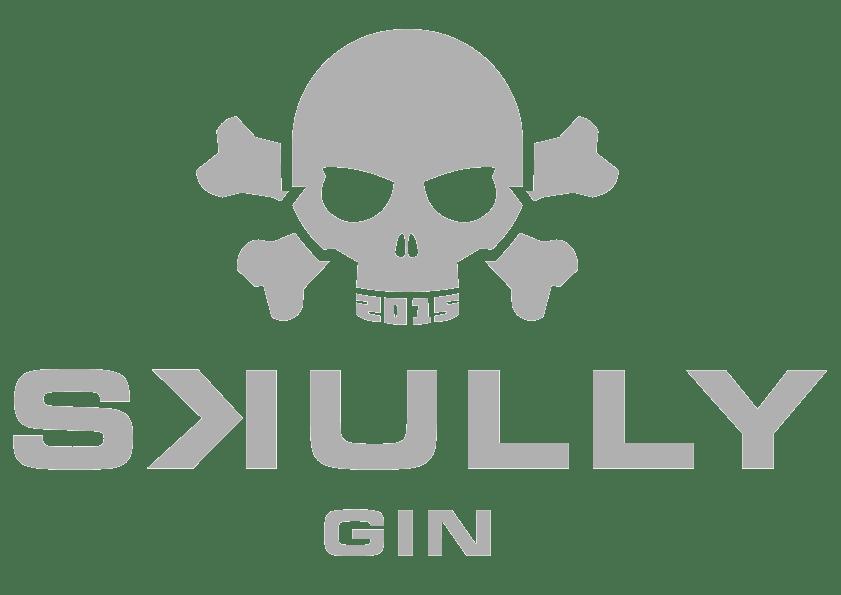 Skully Gin logo