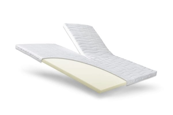 Body-care HR foam SPLIT - doorsnee