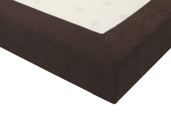Boxspring losse box bruine kleur