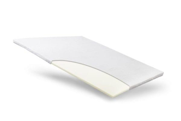 Green-line foam topper - doorsnee